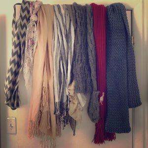 Huge scarf Lot